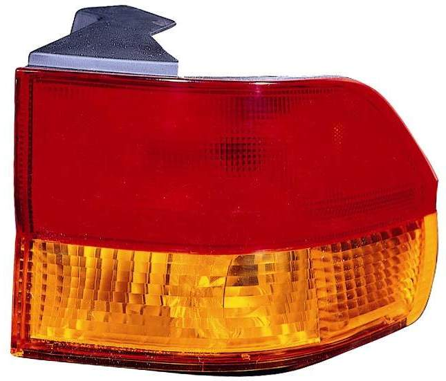Honda Odyssey 2002 2003 2004 tail light outer right passenger