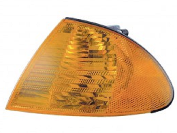 BMW 3 series E46 sedan / wagon 1999 2000 2001 left driver signal corner light