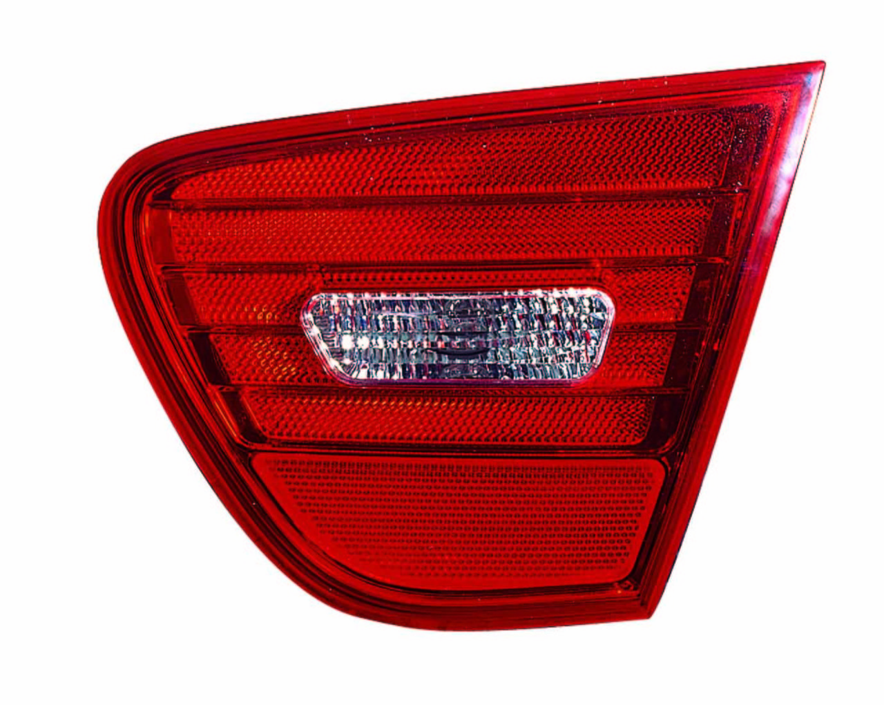 Hyundai Elantra sedan 2007 2008 2009 2010 tail light inner right passenger