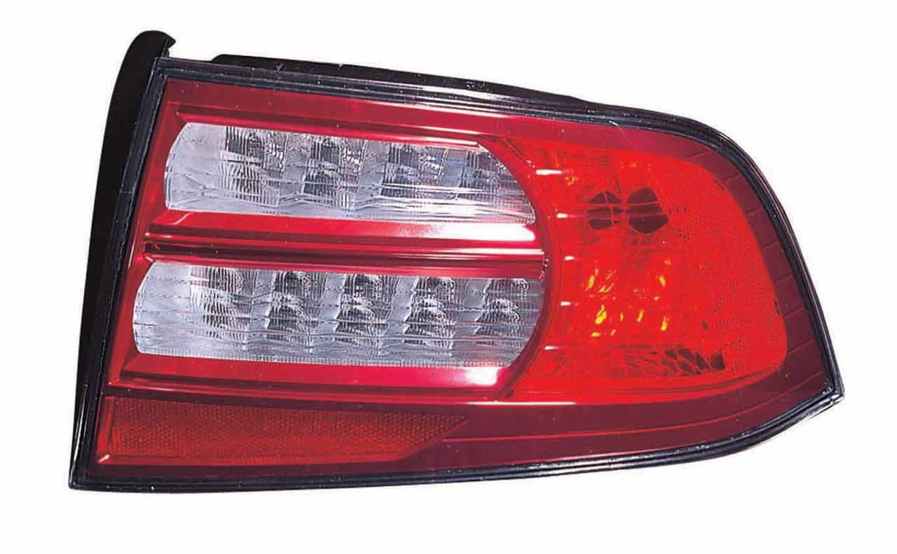 Acura TL 2007 2008 tail light right passenger