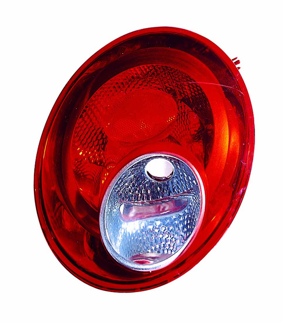 Volkswagen Beetle 2006 2007 2008 2009 2010 tail light right passenger