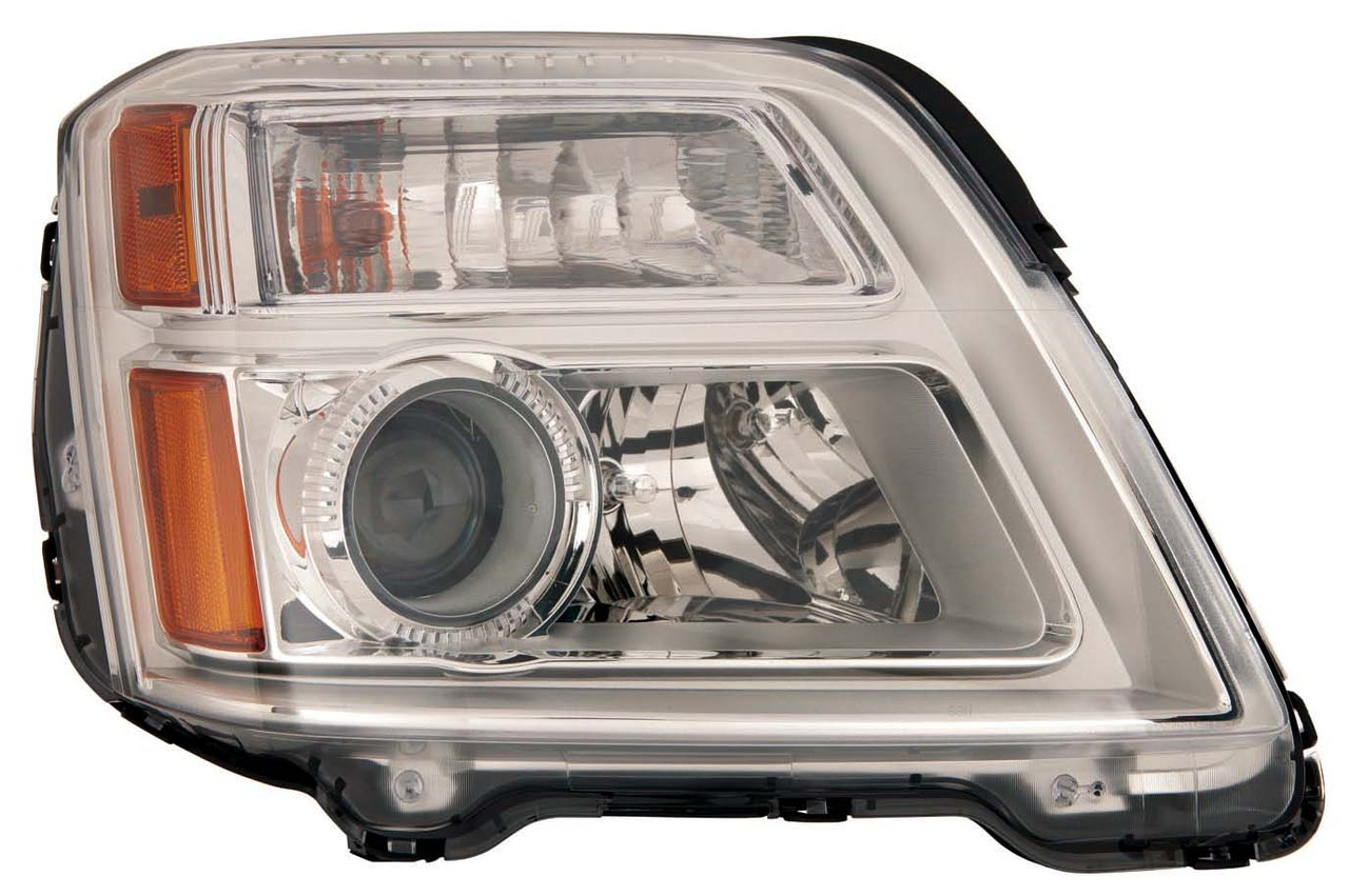 GMC Terrain 2010 2011 2012 2013 2014 right passenger headlight