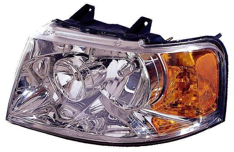 Ford Expedition 2004 2005 2006 left driver headlight