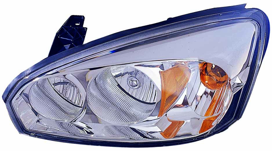 Chevrolet Malibu 2004 2005 2006 2007 left driver headlight