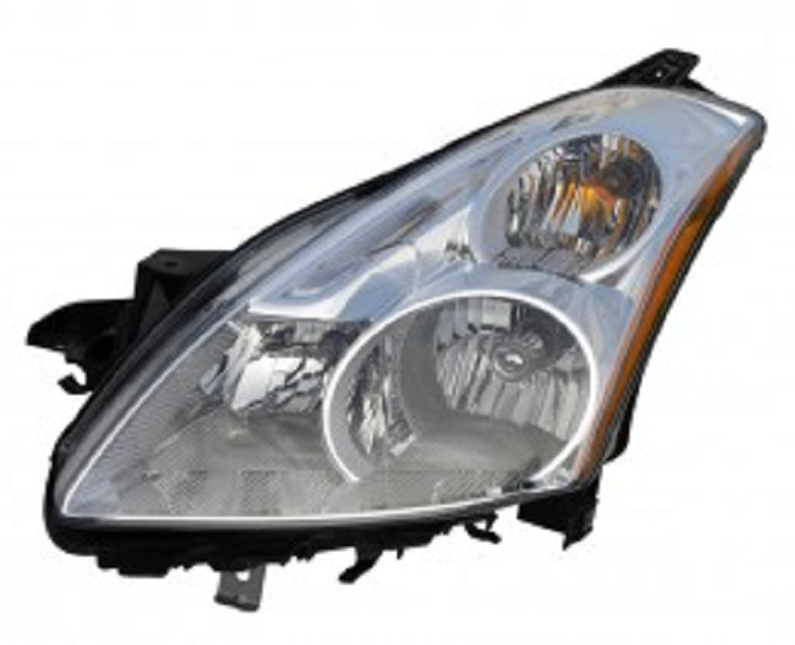 Nissan Altima Sedan 2010 2011 2012 left driver HID headlight