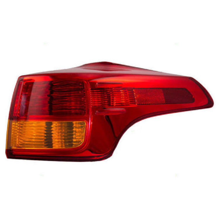 Toyota RAV4 2013 2014 2015 tail light right passenger