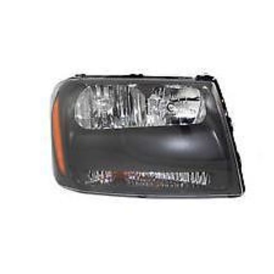 Chevrolet TrailBlazer LT model 2006 2007 2008 2009 right passenger headlight