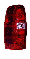 Chevrolet Avalanche 2007 2008 2009 2010 2011 2012 2013 tail light left driver