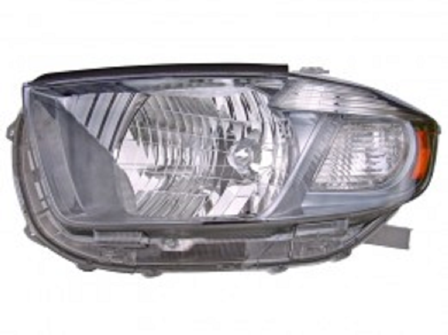 Toyota Highlander 2008 2009 2010 left driver headlight Sport model (US built)