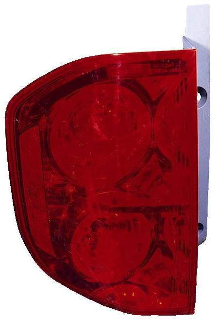 Honda Pilot 2003 2004 2005 tail light left driver