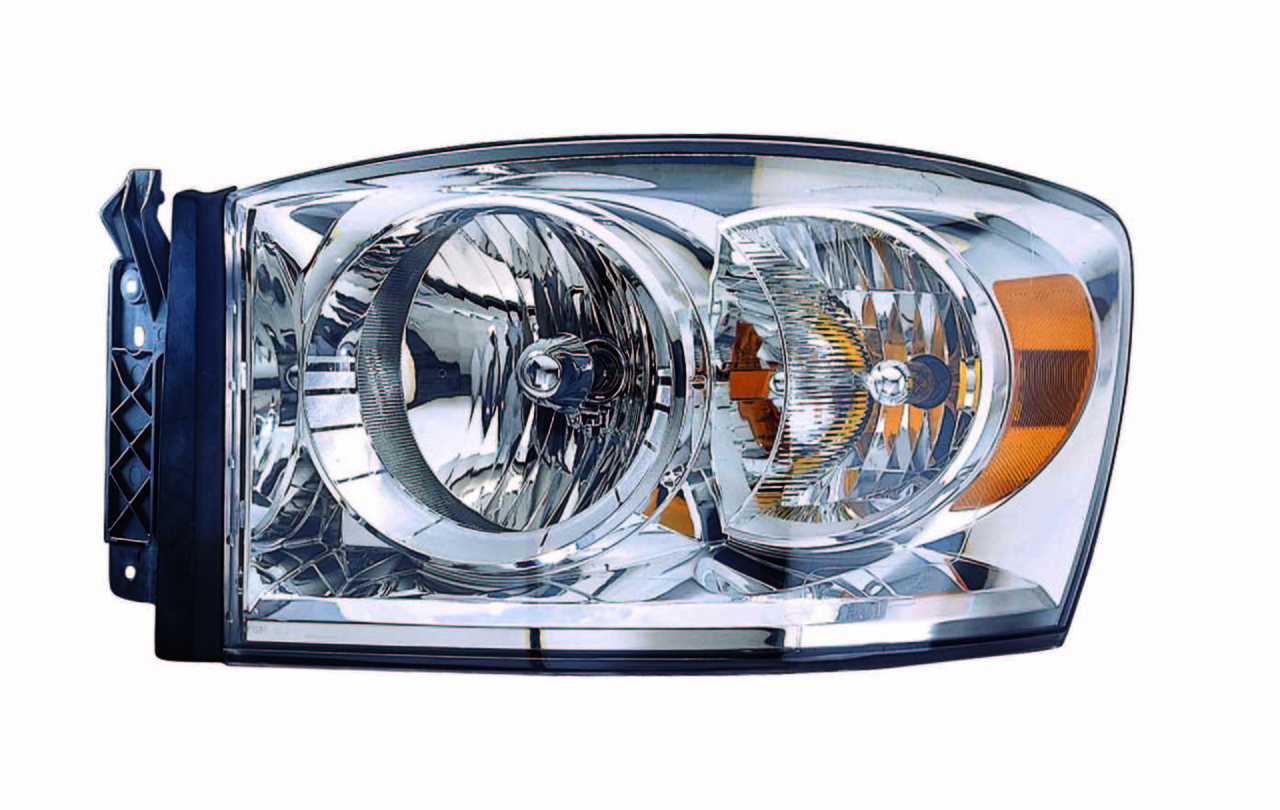 Dodge RAM 1500/2500/3500 2007 2008 2009 left driver headlight