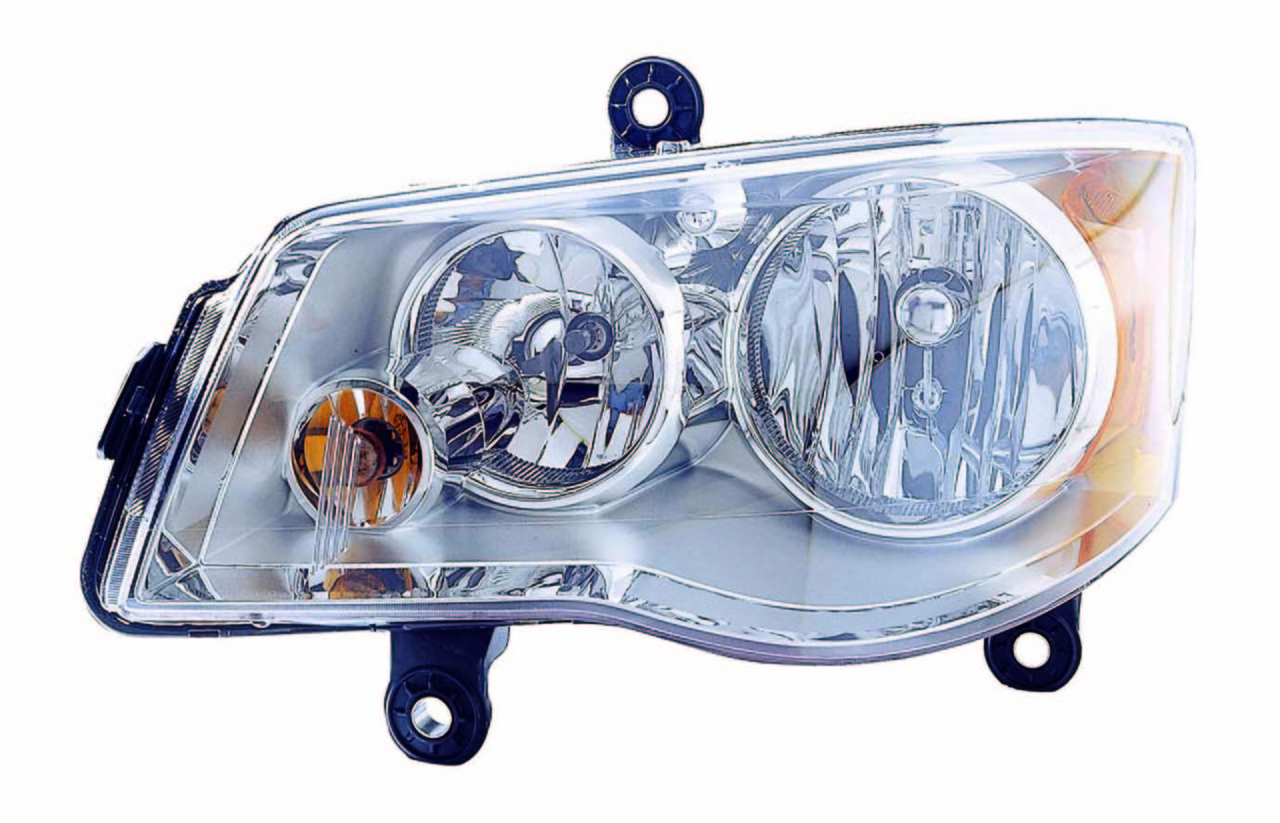 Dodge Grand Caravan 2011 2012 2013 2014 2015 2016 left driver headlight