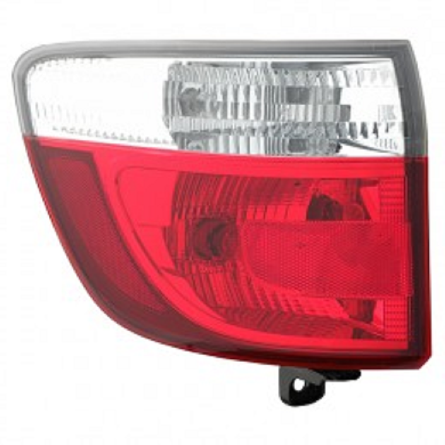 Dodge Durango 2011 2012 2013 tail light outer left driver
