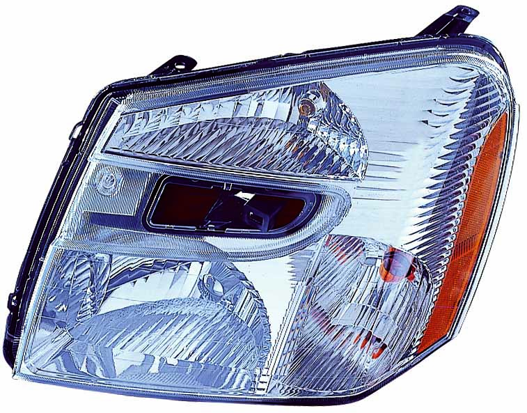 Chevrolet Equinox 2005 2006 2007 2008 2009 left driver headlight