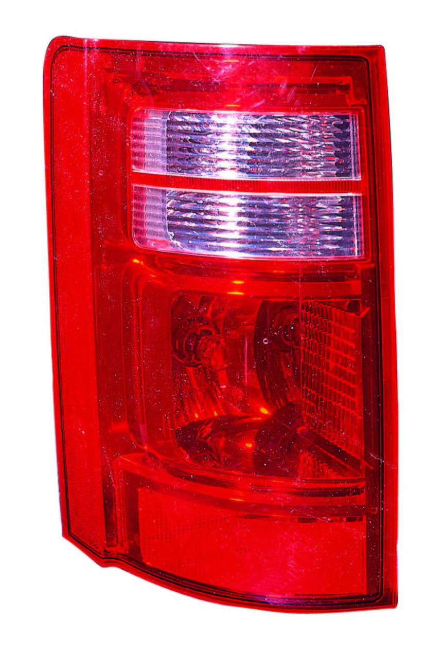 Dodge Grand Caravan 2008 2009 2010 tail light left driver