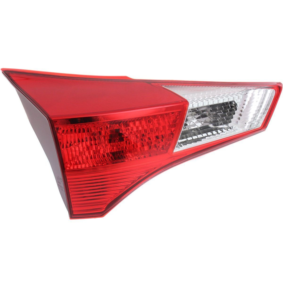 Toyota RAV4 2013 2014 2015 tail light inner left driver