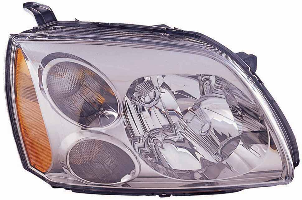 Mitsubishi Galant 2004 2005 2006 2007 2008 right passenger headlight