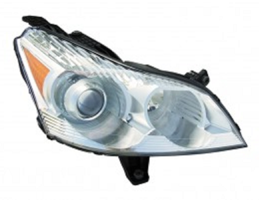 Chevrolet Traverse 2009 2010 2011 2012 right passenger headlight LTZ model