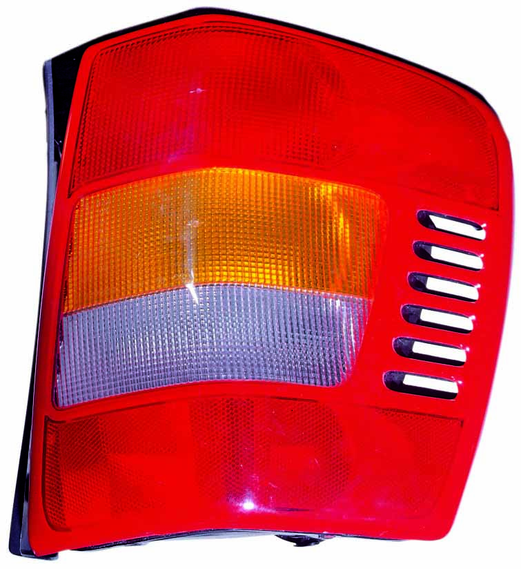 Jeep Grand Cherokee 1999 2000 2001 tail light right passenger