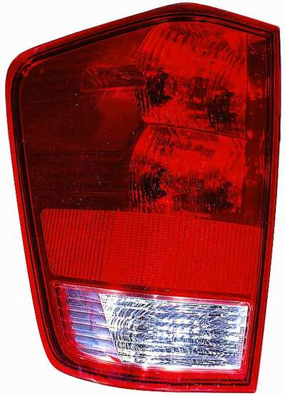 Nissan Titan 2011 2012 2013 2014 tail light left driver