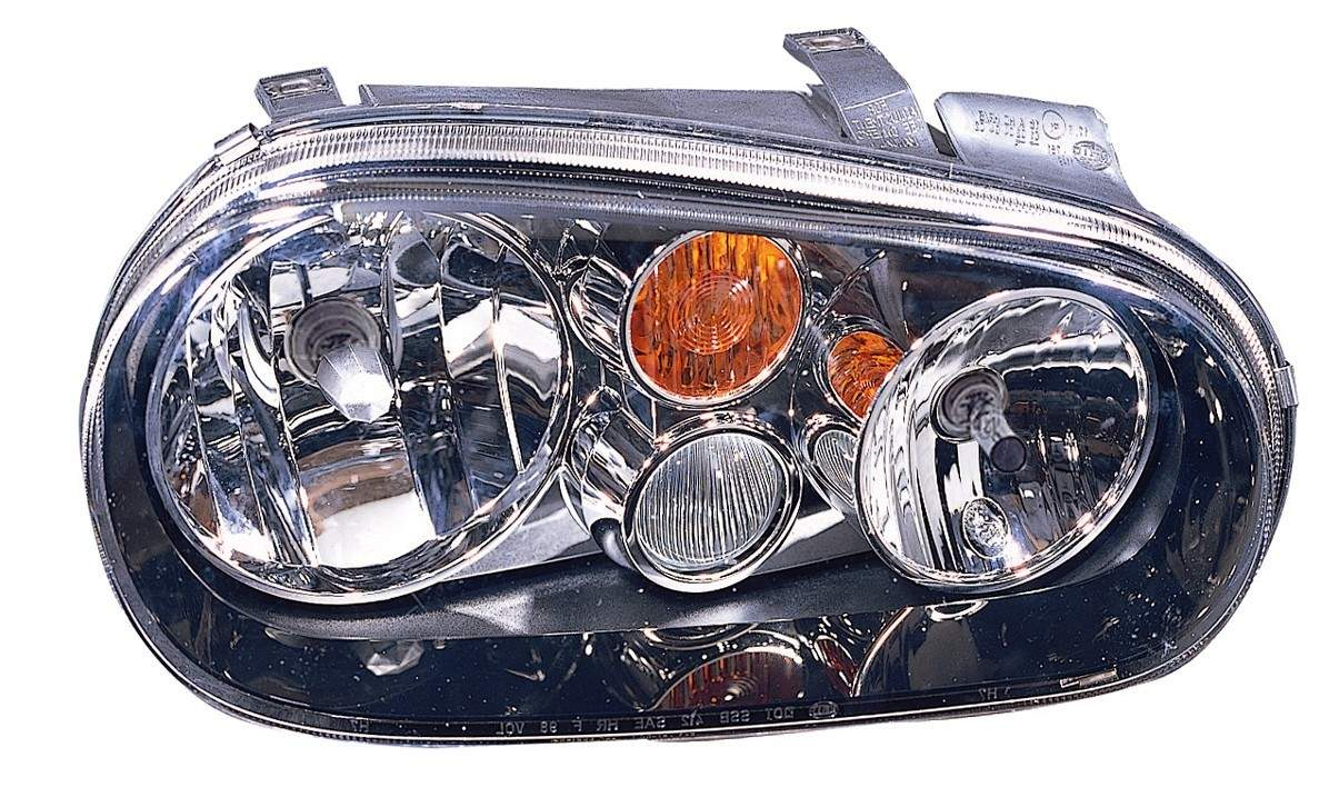 Volkswagen Golf 2003 2004 2005 2006 2007 right passenger headlight