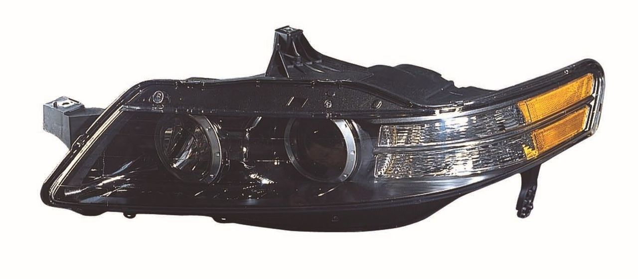 Acura TL 2007 2008 left driver HID headlight S model
