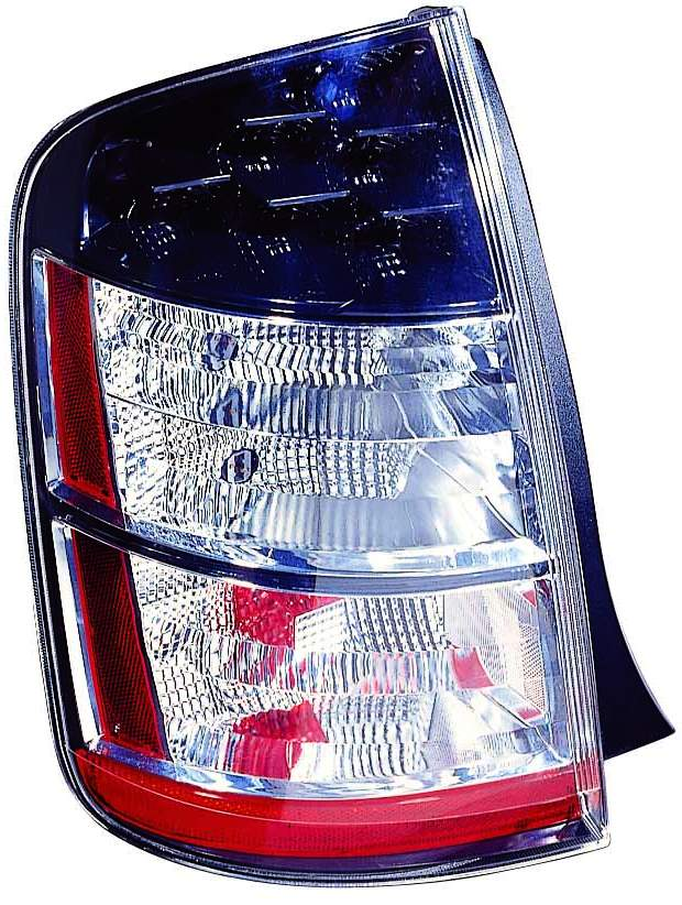 Toyota Prius 2004 2005 tail light left driver