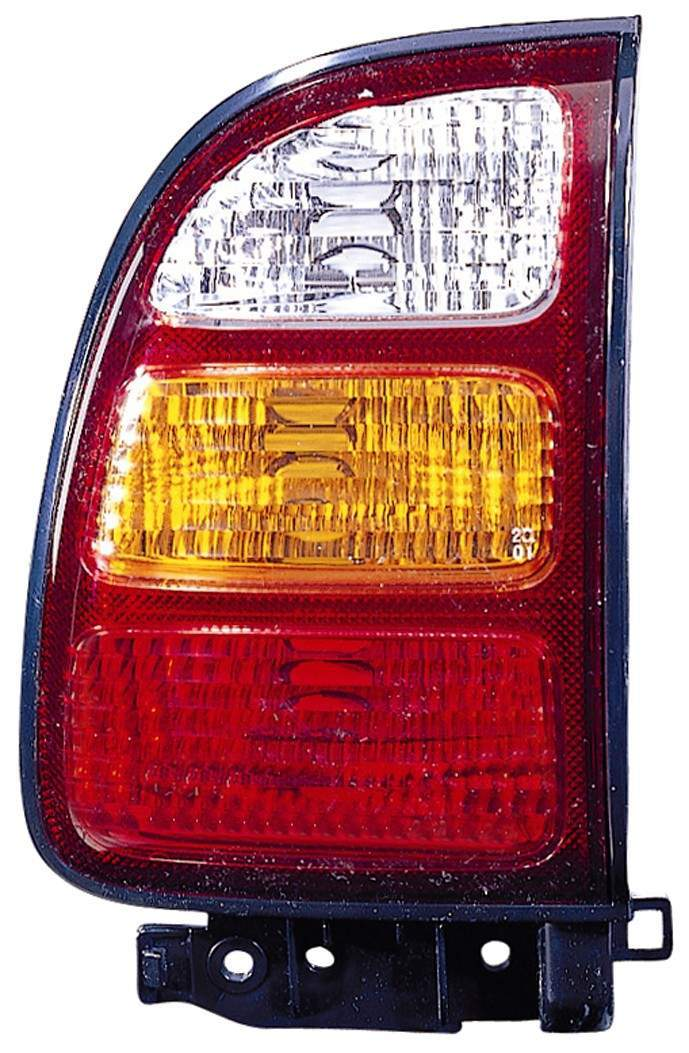 Toyota RAV4 1998 1999 2000 tail light left driver