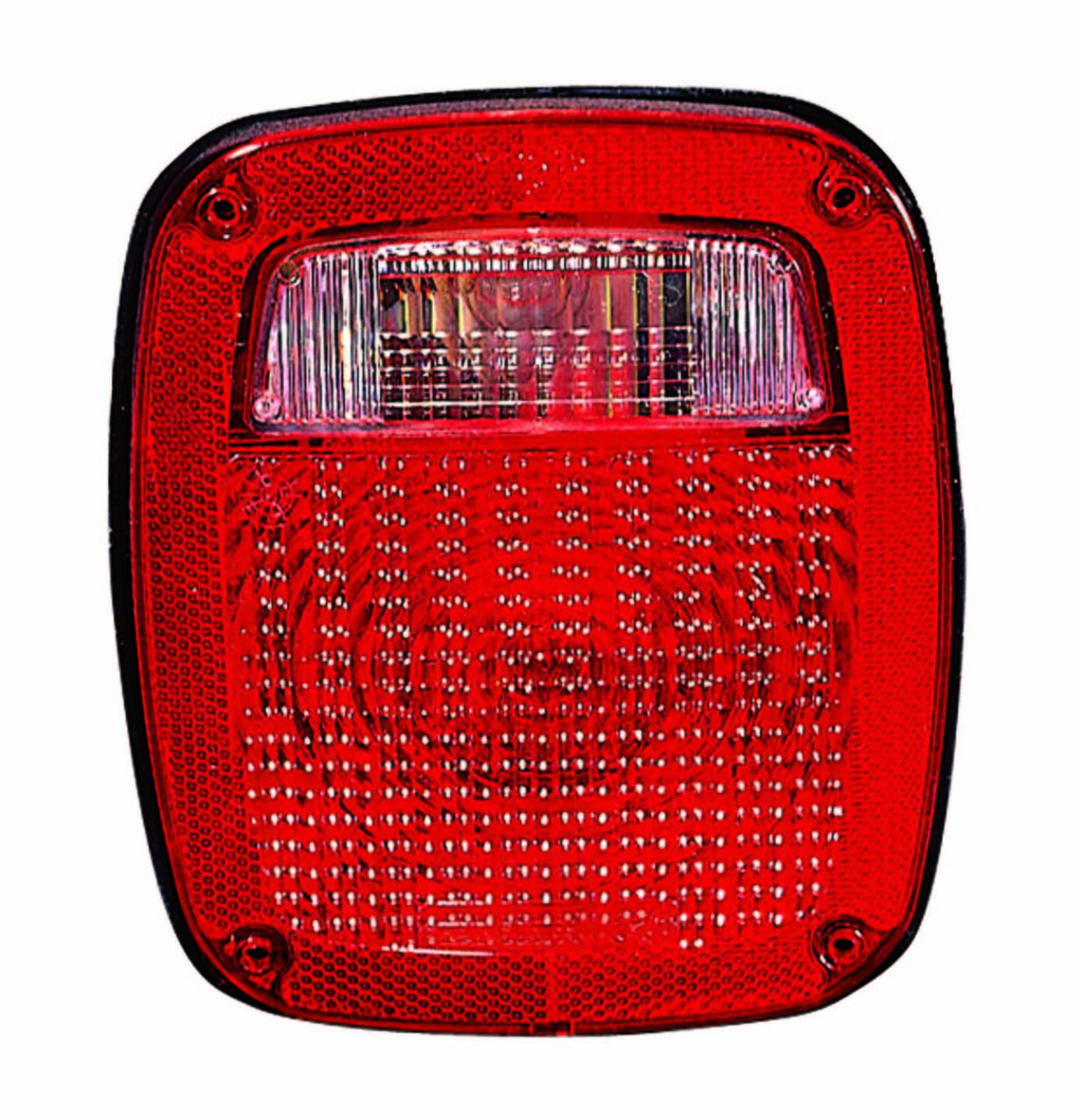 Jeep Wrangler 2000 2001 2002 2003 2004 2005 2006 left driver tail light
