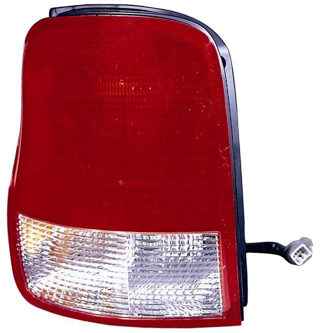 Kia Sedona 2002 tail light left driver