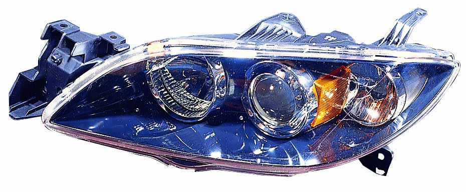 Mazda 3 sedan 2004 2005 2006 2007 2008 2009 left driver headlight