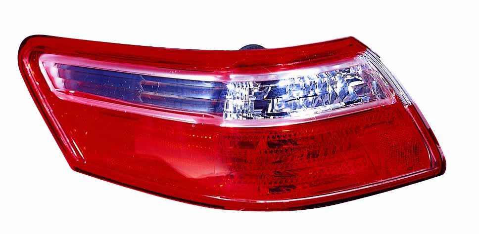 Toyota Camry 2007 2008 2009 tail light outer left driver