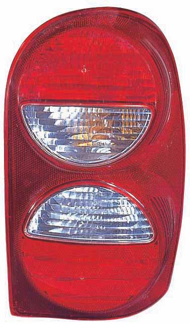 Jeep Liberty 2005 2006 2007 tail light right passenger