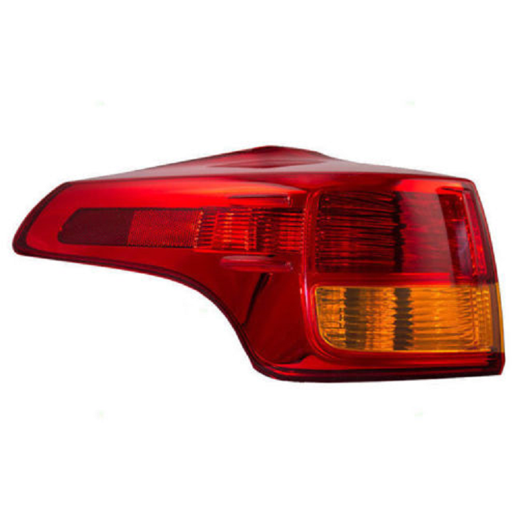 Toyota RAV4 2013 2014 2015 tail light left driver
