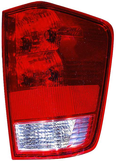 Nissan Titan 2011 2012 2013 2014 tail light right passenger