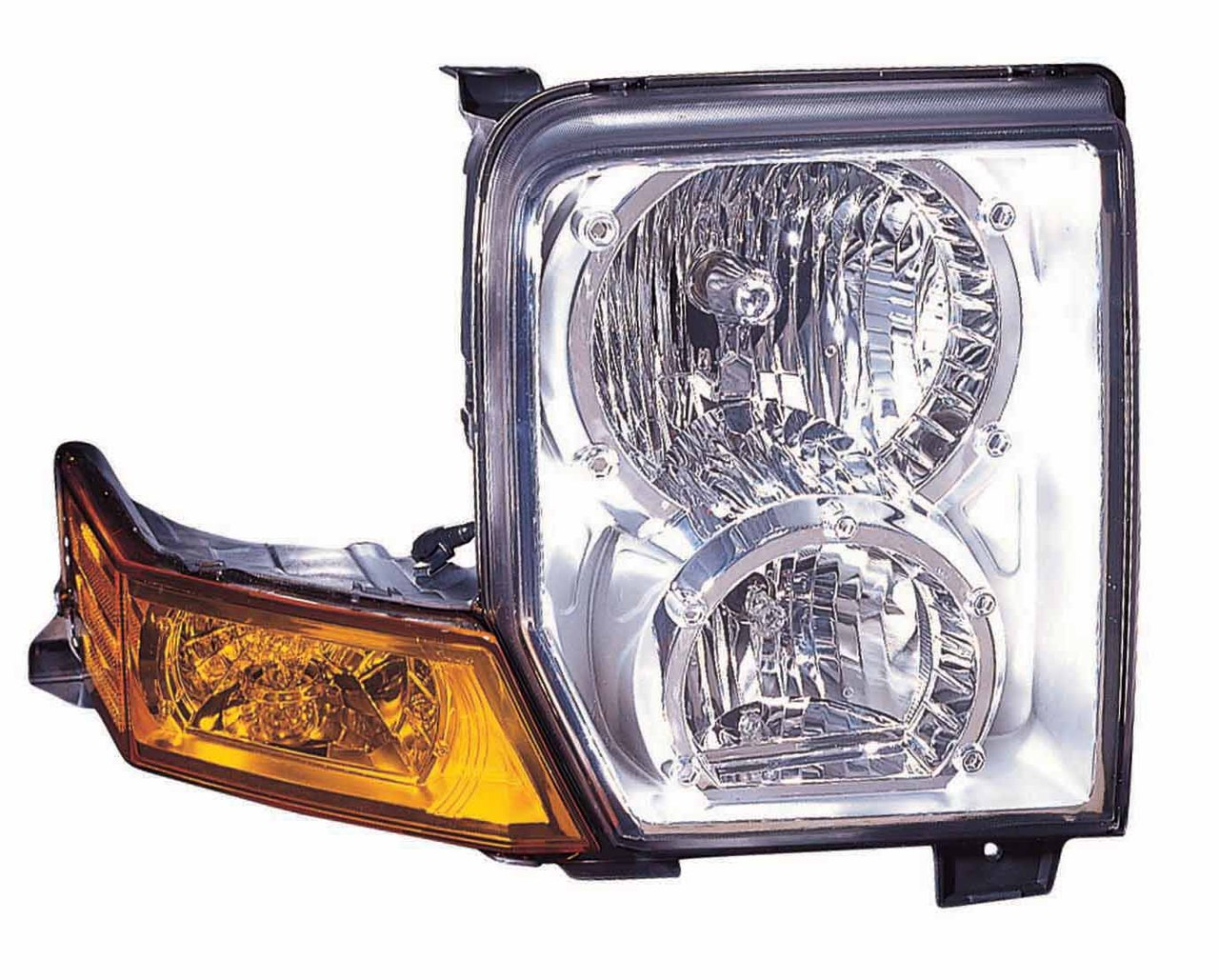 Jeep Commander 2006 2007 2008 2009 2010 right passenger headlight