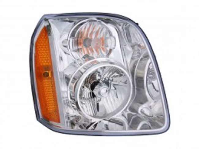GMC Yukon / Yukon XL 2007 2008 2009 2010 2011 right passenger headlight