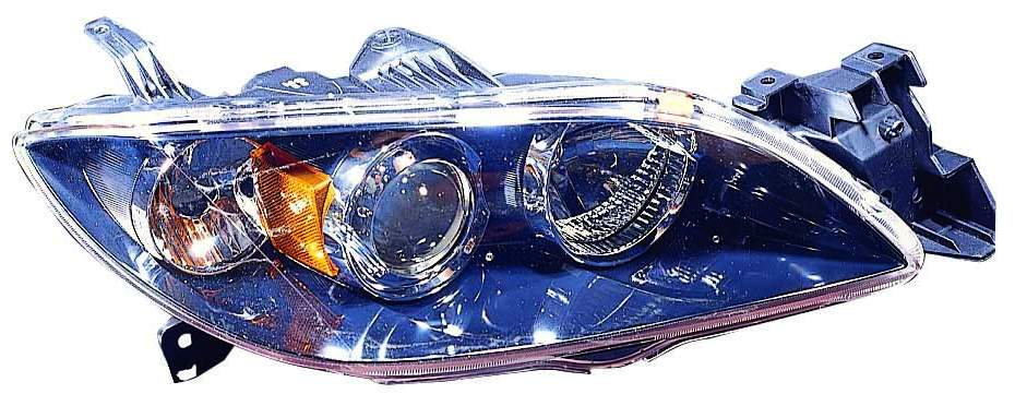 Mazda 3 sedan 2004 2005 2006 2007 2008 2009 right passenger headlight