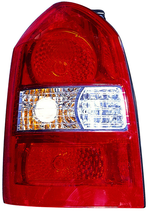 Hyundai Tucson 2005 2006 2007 2008 2009 tail light left driver