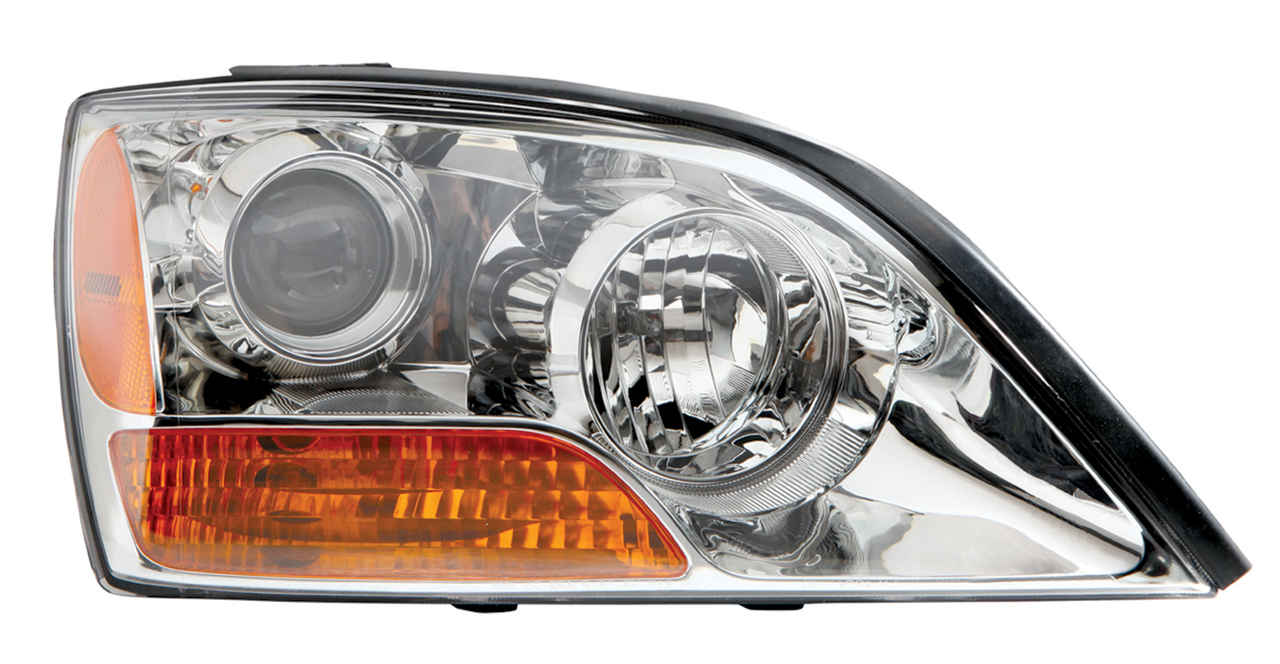 Kia Sorento 2008 2009 right passenger headlight