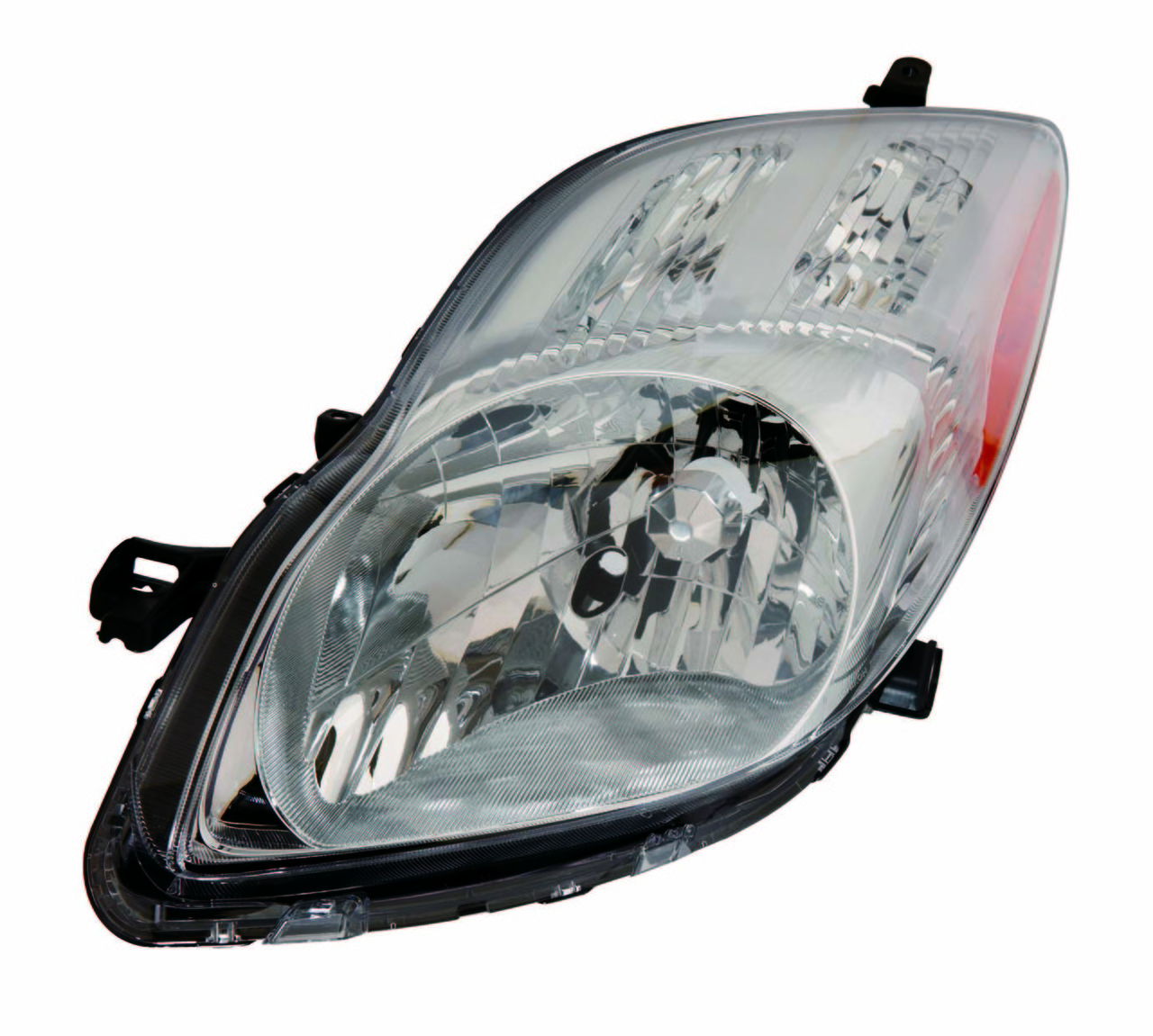 Toyota Yaris hatchback 2009 2010 2011 left driver headlight
