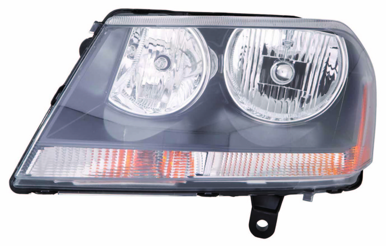 Dodge Avenger R/T 2008 2009 2010 2011 2012 2013 2014 left driver headlight RT