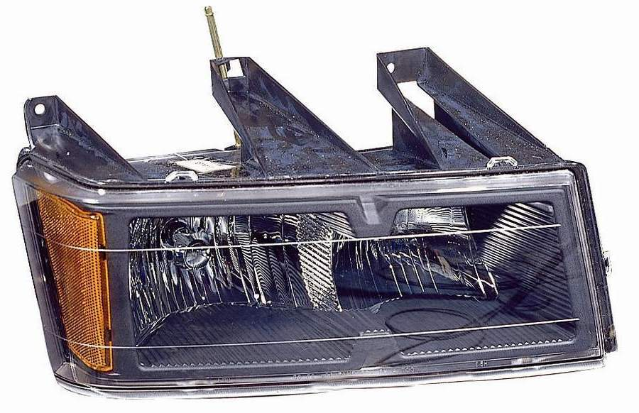 Chevrolet Colorado 2009 2010 2011 2012 right passenger headlight
