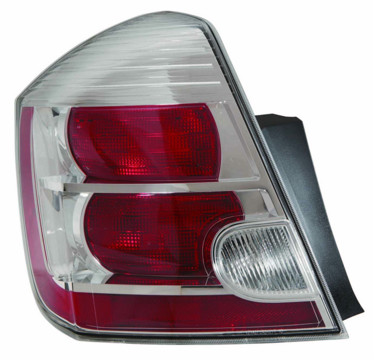Nissan Sentra 2010 2011 2012 tail light left driver