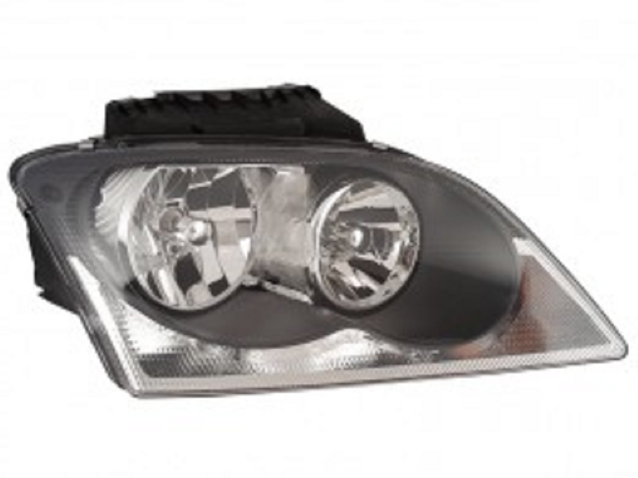 Chrysler Pacifica 2005 2006 right passenger headlight