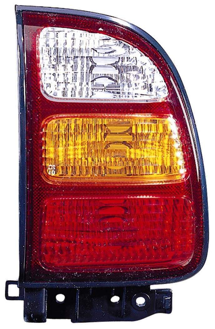 Toyota RAV4 1998 1999 2000 tail light right passenger