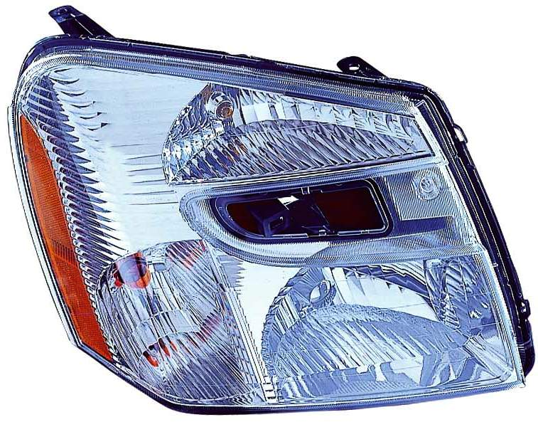 Chevrolet Equinox 2005 2006 2007 2008 2009 right passenger headlight