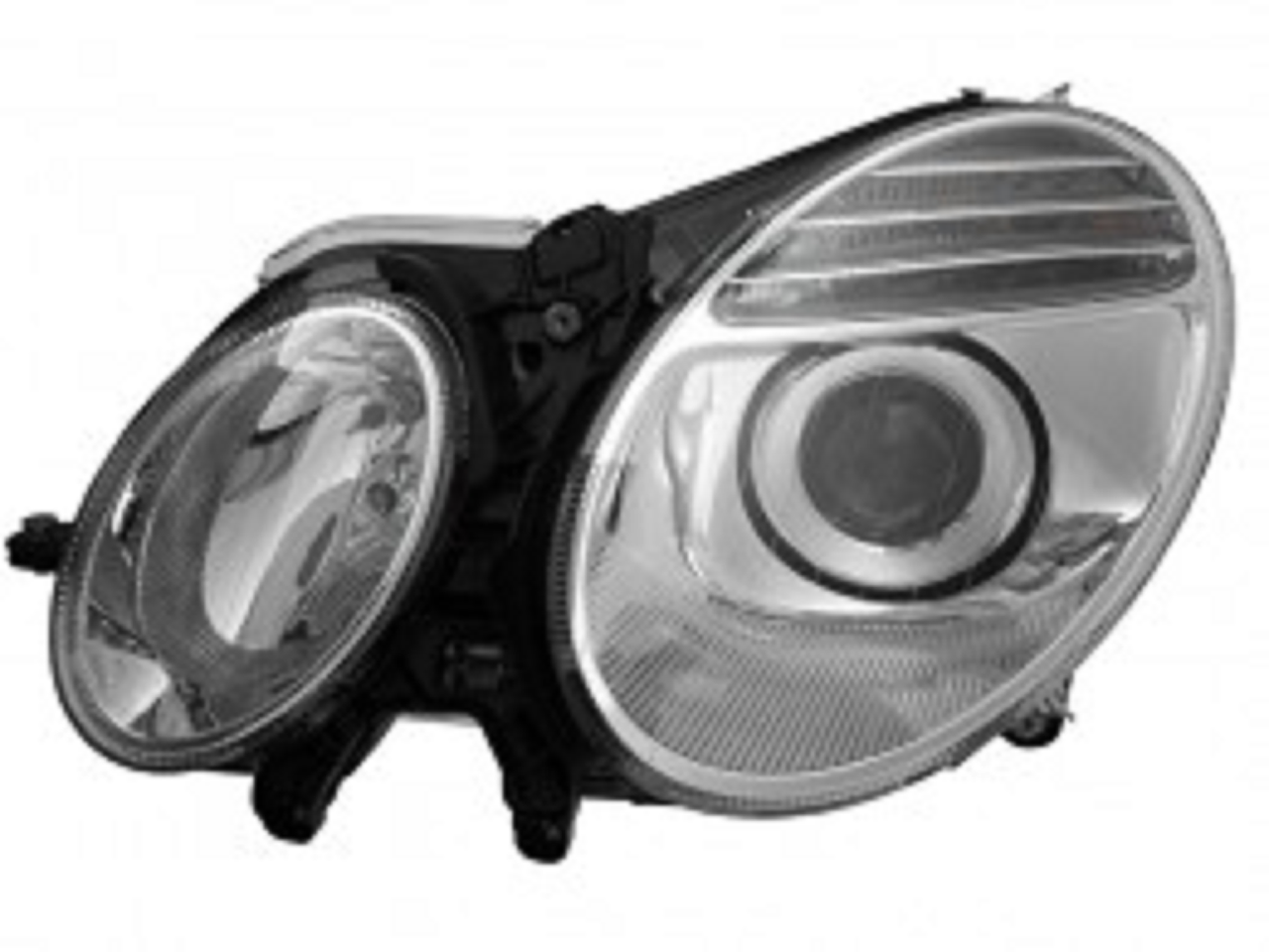 Mercedes Benz E class W211 sedan & wagon 2007 2008 2009 left driver headlight