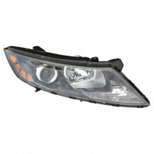 Kia Optima 2011 2012 2013 right passenger headlight