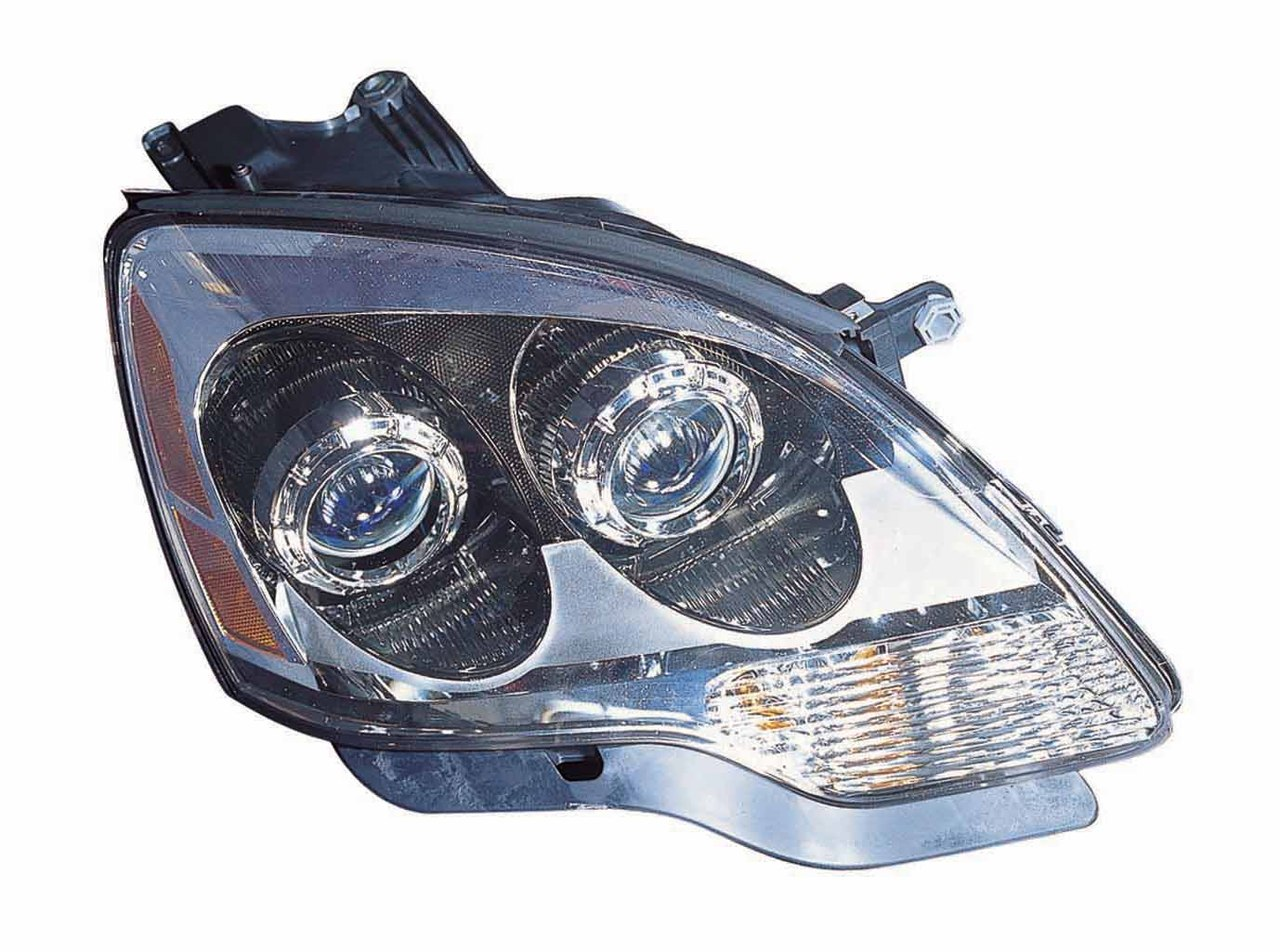 GMC Acadia 2007 2008 right passenger headlight